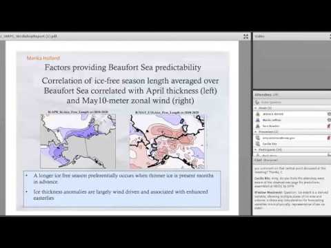 Polar Prediction Workshop 2016 || Bitz