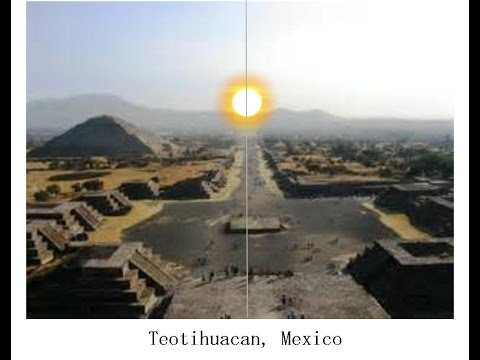 2180B Mystery of Front Approach of Teotihuacanテオティワカンの謎の参道・はやし浩司のライン理論by Hiroshi Hayashi, Japan