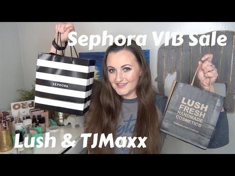 last-haul?-no-buy-intro!!!- -sephora-vib-sale,-lush,-&-tjmaxx-haul- -052019