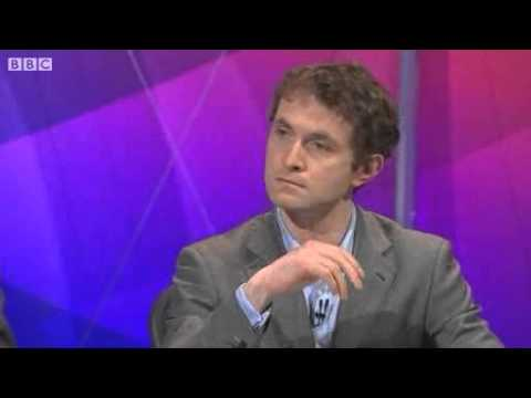 Douglas Murray on BBCQT - Multiculturalism In Britain Is 'Divisive