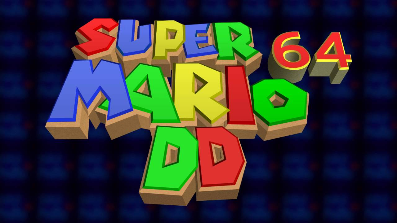 Image result for super mario 64DD