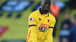 M'Baye Niang vs Burnley (Home Debut) 16-17 (04/02/2017)