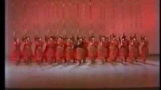 Cossack dance - Ukrainian dance