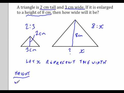 solving problems with similar triangles 342 mhr • chapter 7 72 use similar triangles to solve problems the geometry of similar figures is a powerful area of mathematics similar triangles can be used to measure the heights of objects that are difficult to.
