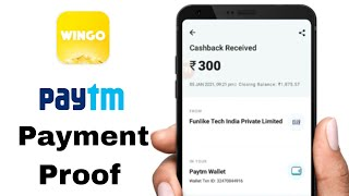 Wingo paytm payment proof , basic trick , unlimited***** screenshot 4