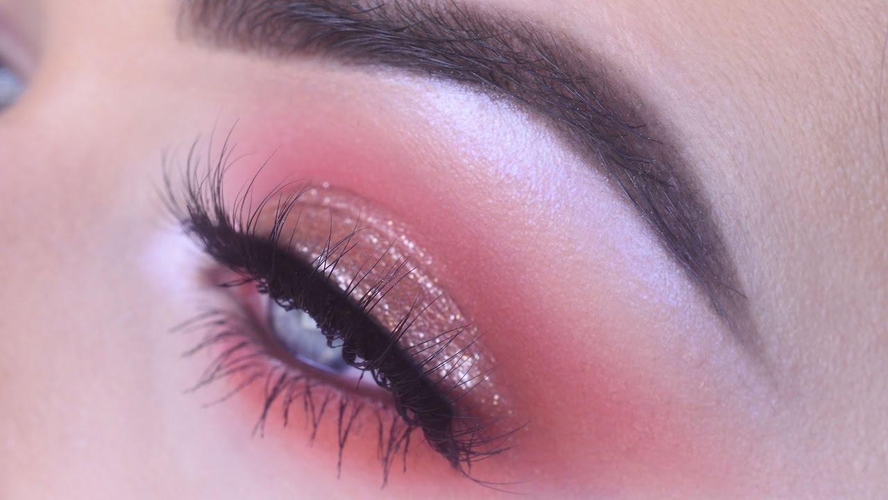 Stila metal glitter liquid eyeshadow rose gold neon eye makeup stila metal glitter liquid eyeshadow rose gold neon eye makeup tutorial baditri Images
