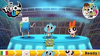 Toon Cup 2018 - Football Game | Cartoon Network's Football Cup! By Cartoon Network