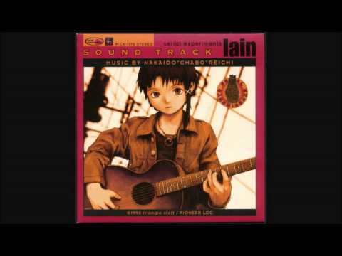 Serial Experiments Lain Soundtrack: 03 Inner Vision