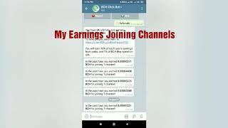 Telegram referral
