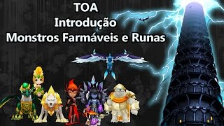 toa ascenso introduo monstros farmveis e runas arena summoners war