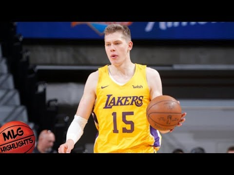 cfddcec19399 Los Angeles Lakers vs Golden State Warriors Full Game Highlights   July 5    2018 NBA Summer League