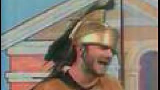 КВН - Утомленные Солнцем -Миша в своем элементe- Древний Рим