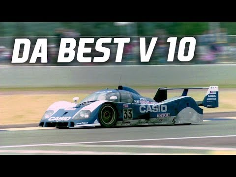 The Only 9 Racing V10 Engines