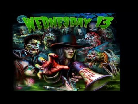 01 Blood Fades To Black - Wednesday 13