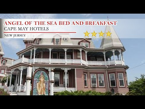 Angel of the Sea Bed and Breakfast - Cape May Hotels, New Jersey
