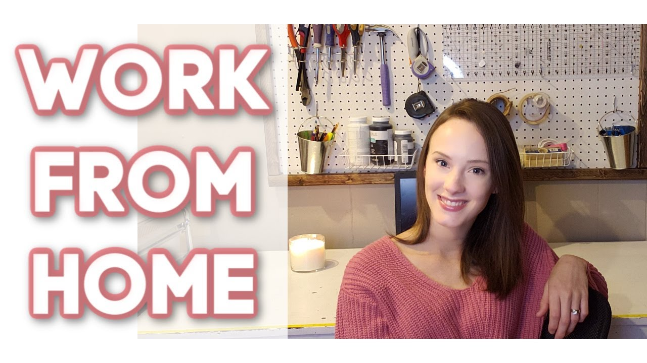 HOW I STARTED MY ETSY BUSINESS- Quit full time job to work from home