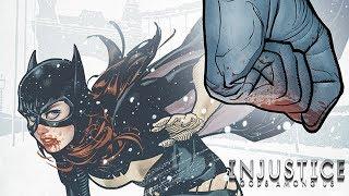 Injustice (iOS) - Arkham Knight Batgirl Challenge
