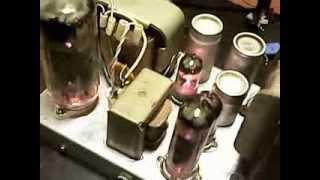 видео Дифференциальный выходной трансформатор в двухтактных ламповых УМЗЧ