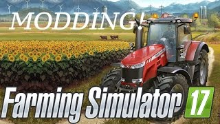 Modding In Farming Simulator 2017 | How It Works & How To Install The Mod | FS17 | PS4