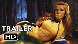 The Babysitter Official Trailer #1 (2017) Bella Thorne Netflix Horror Comedy Movie HD thumbnail