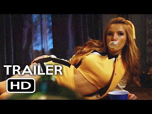 The Babysitter Official Trailer #1 (2017) Bella Thorne Netflix Horror Comedy Movie HD