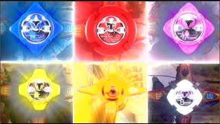 EVERY POWER STAR IN POWER RANGERS