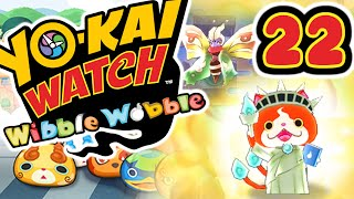 Yo-kai Watch Wibble Wobble - Crank a Kai Double Chance Event!