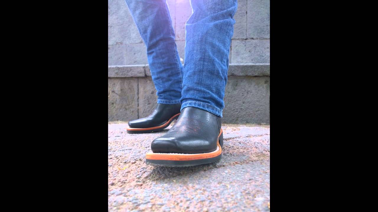 JUSTIN BOOTS RODEO - YouTube 3a38711f76