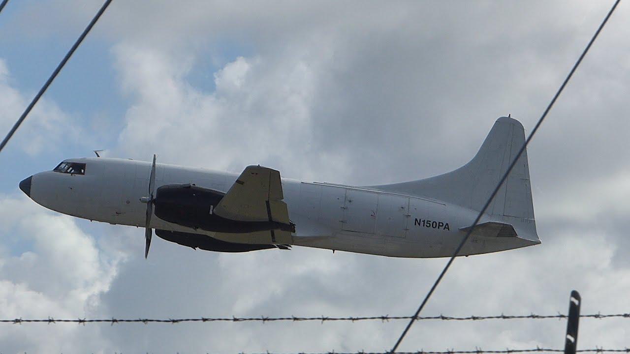 air tahoma inc convair cv-240