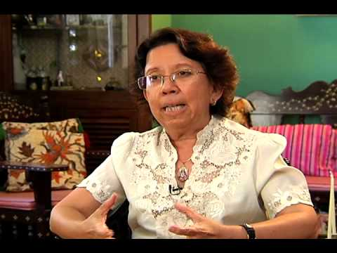 Interview with Carmen Molina, Member of the Filipino Community in Spain 9/11/2014