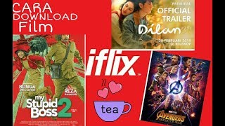 Download lagu CARA DOWNLOAD FILM DI IFLIX