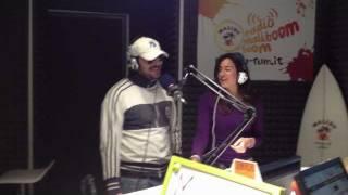Metroman live a Radio Maliboom Boom! - Eye of the Tiger