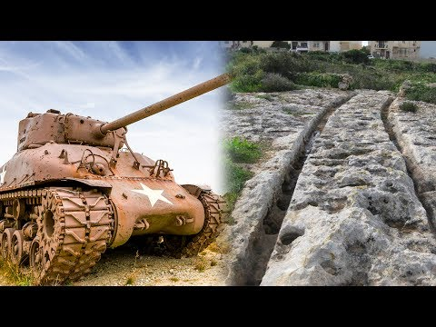 Malta's Cart Ruts: PROOF of an ANCIENT Advanced Civilization?