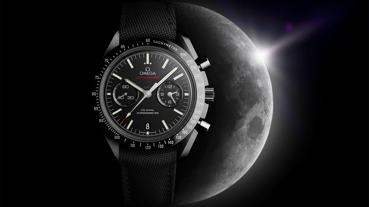 Omega Speedmaster Dark Side Of The Moon Youtube