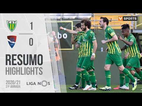 Tondela Gil Vicente Goals And Highlights