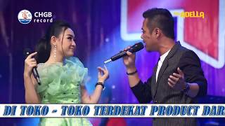 Gambar cover Fira Azahra feat. Fendik Adella - GURAUAN BERKASIH [PREVIEW]
