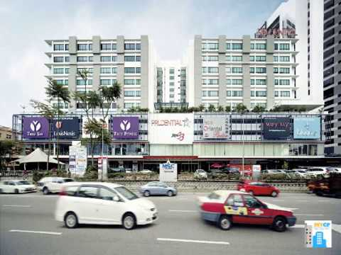 RETAIL SPACE FOR RENT IN PJ 33 JAYA 33 SECTION 13 PJ SELANGOR MALAYSIA
