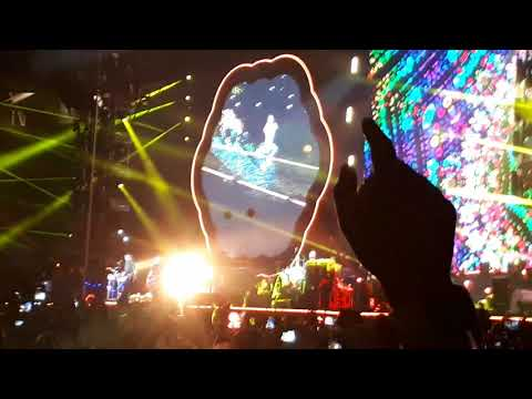 Coldplay en Argentina - Hymn For The Weekend (Buenos Aires 2017)