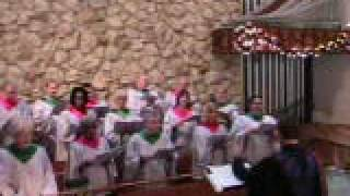 "Comfort and Joy - ""Promise of Light"" Christmas Cantata"