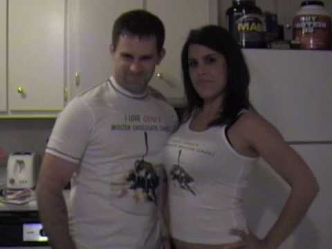 Chili's Molten Chocolate Cake Shirts w/ Outtakes