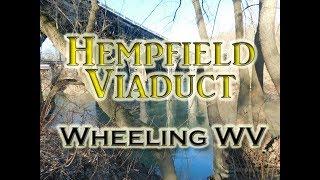 Baixar Hempfield Viaduct - Built in 1857 in Wheeling WV