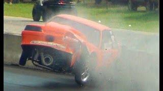 Stevie Jackson Killin Time Racing Crash at Yellowbullet Nationals
