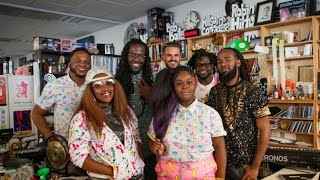 Peep This: Tank And The Bangas' NPR Tiny Desk Concert