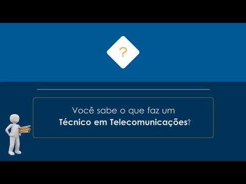 Curso Técnico Em Telecomunicações Do Cefet/RJ Campus Maracanã