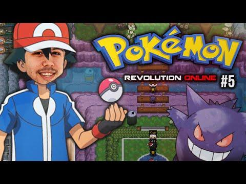 Guide Johto + Début de la Ligue #5 - Pokemon Révolution Online