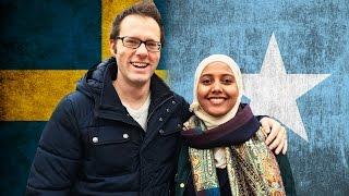 SWEDISH VS SOMALI - Language Challenge