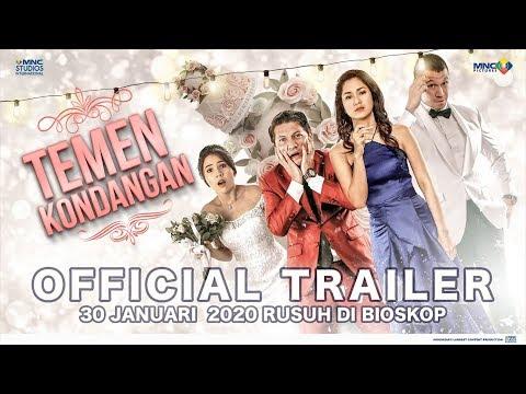 Official Trailer TEMEN KONDANGAN - Mulai Rusuh 30 Januari 2020 di Bioskop!