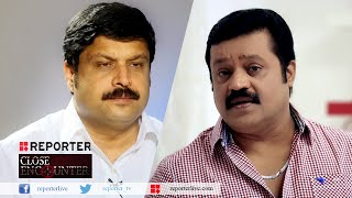 Close Encounter With Actor Suresh Gopi