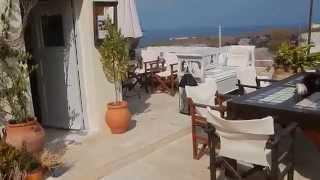 Heliophos Hotel, Finikia, Thera (santorini)
