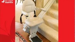 Straight Stairlifts from 1st Choice Stairlifts